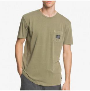 Camiseta Quiksilver: SUB MISSION SS (KALAMATA)