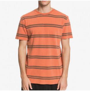 Camiseta Quiksilver: CAPITOA SS TEE (REDWOOD CAPITOA) Quiksilver - 1