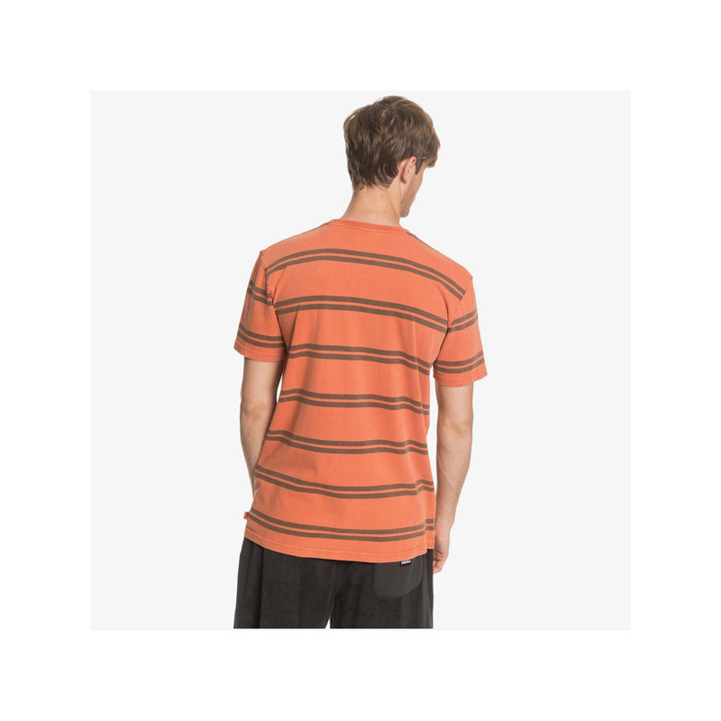 Camiseta Quiksilver: CAPITOA SS TEE (REDWOOD CAPITOA)