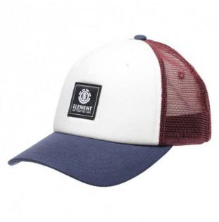 Gorra Element: ICON MESH CAP (OXBLOOD RED)