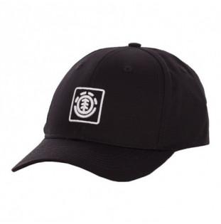 Gorra Element: TREELOGO CAP (FLINT BLACK)