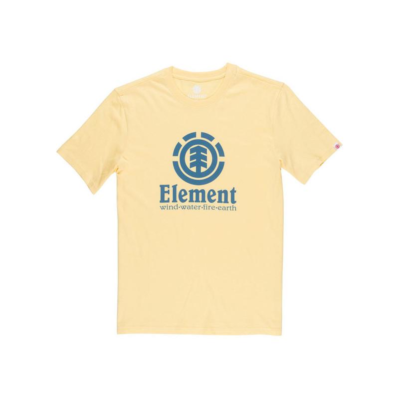 Camiseta Element: VERTICAL SS (POPCORN)