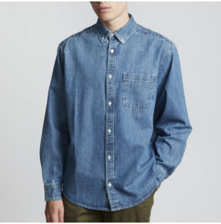 Camisa Element: BOLD LS (WASHED)