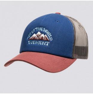 Gorra Element: ICON MESH CAP (BLUE DEPTHS)