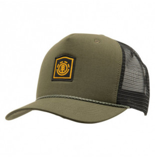 Gorra Element: WOLFEBORO TRUCKER (ARMY)