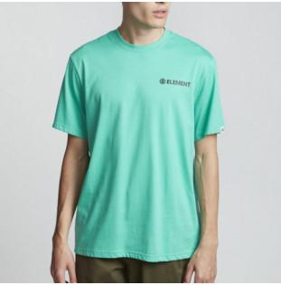 Camiseta Element: BLAZIN CHEST SS (MINT)