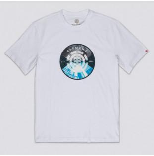 Camiseta Element: AIKEN SS (OPTIC WHITE)