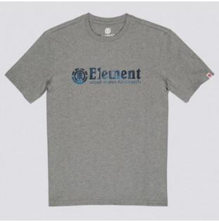 Camiseta Element: BORO SS (GREY HEATHER)