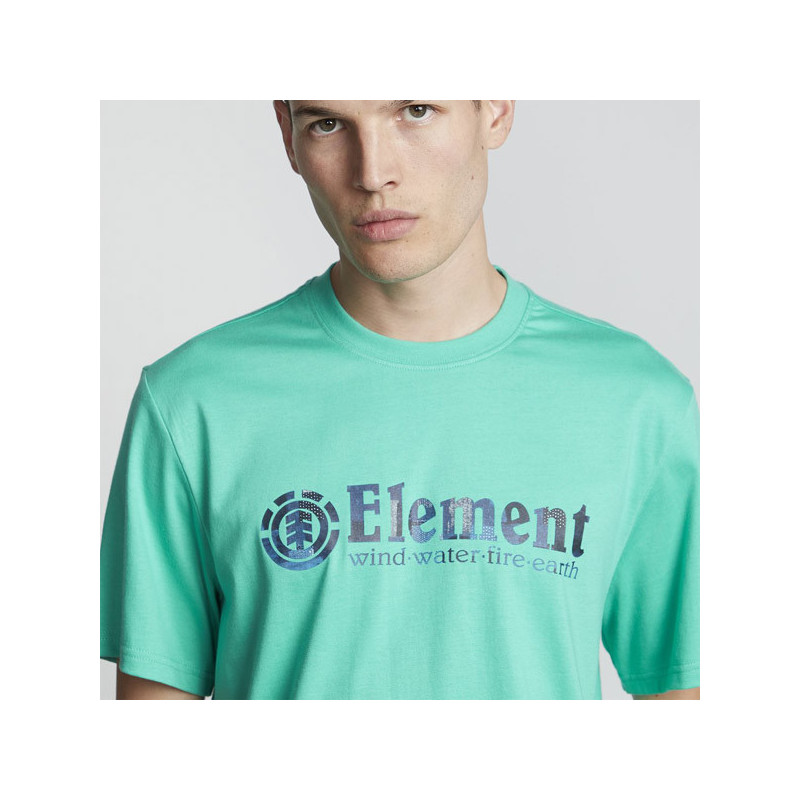 Camiseta Element: BORO SS (MINT)