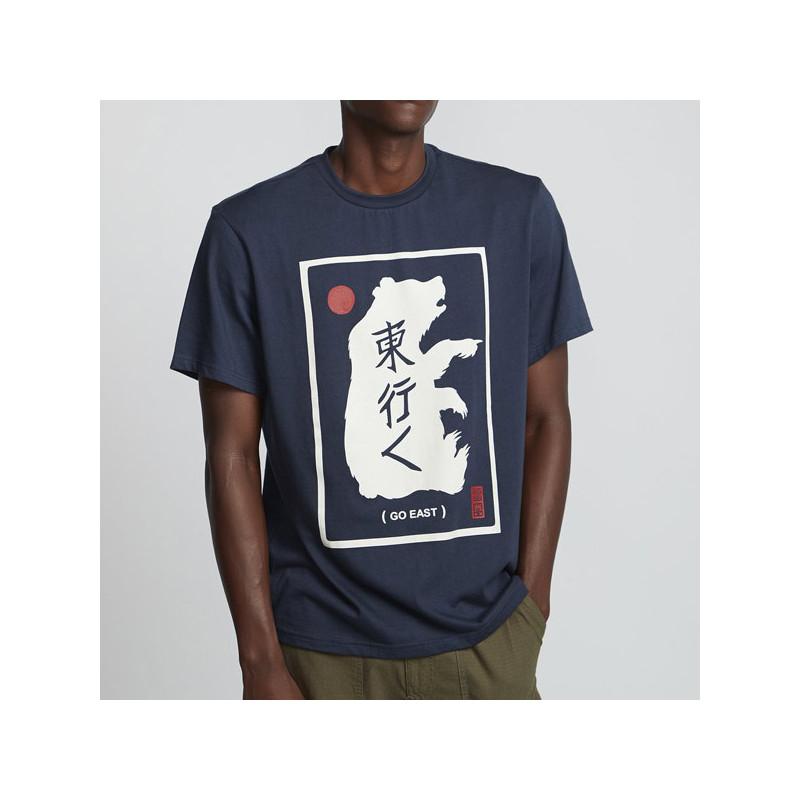 Camiseta Element: EASTERN BEAR SS (INDIGO)