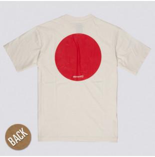 Camiseta Element: TOKYO CR (OFF WHITE)
