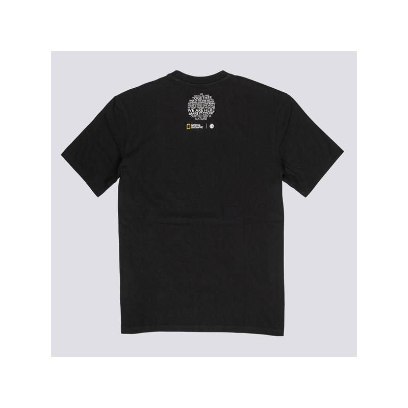 Camiseta Element: EARTH SS TEE (FLINT BLACK)