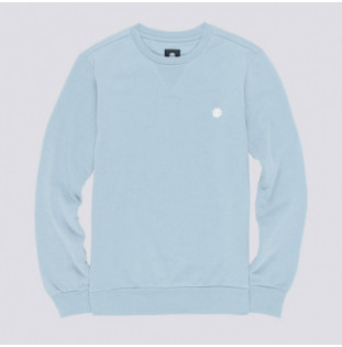 Sudadera Element: CORNELL CLASSIC CR (CANAL BLUE)