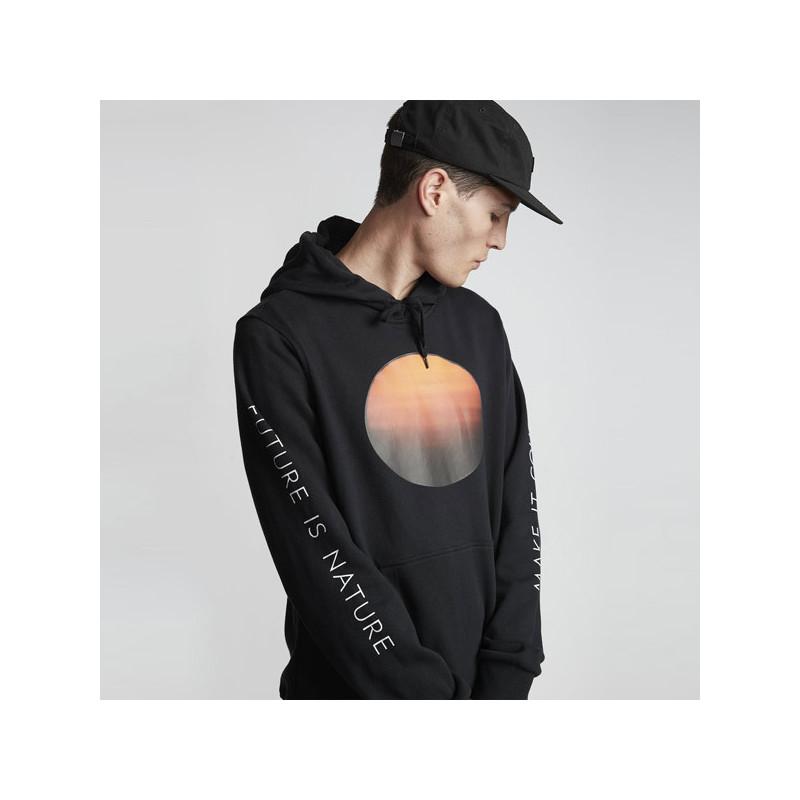 Sudadera Element: SUN FLEECE HD (FLINT BLACK)
