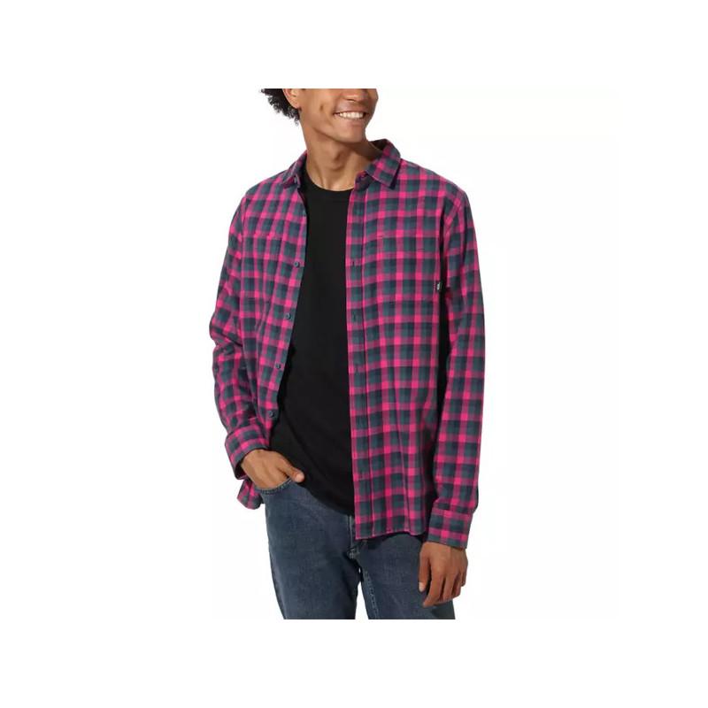 Camisa Vans: MN ALAMEDA II (FUCHSIA PURPLE)