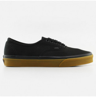 Zapatillas Vans: UA AUTHENTIC (BLACK GUM 12 OZ CANVAS) Vans - 1