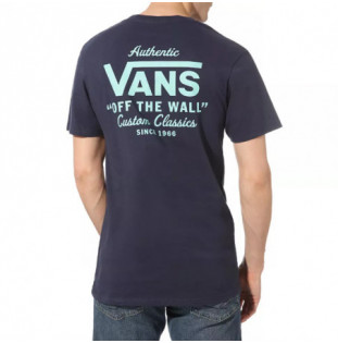 Camiseta Vans: MN HOLDER STREET II (DRS BLUES DUSTY) Vans - 1