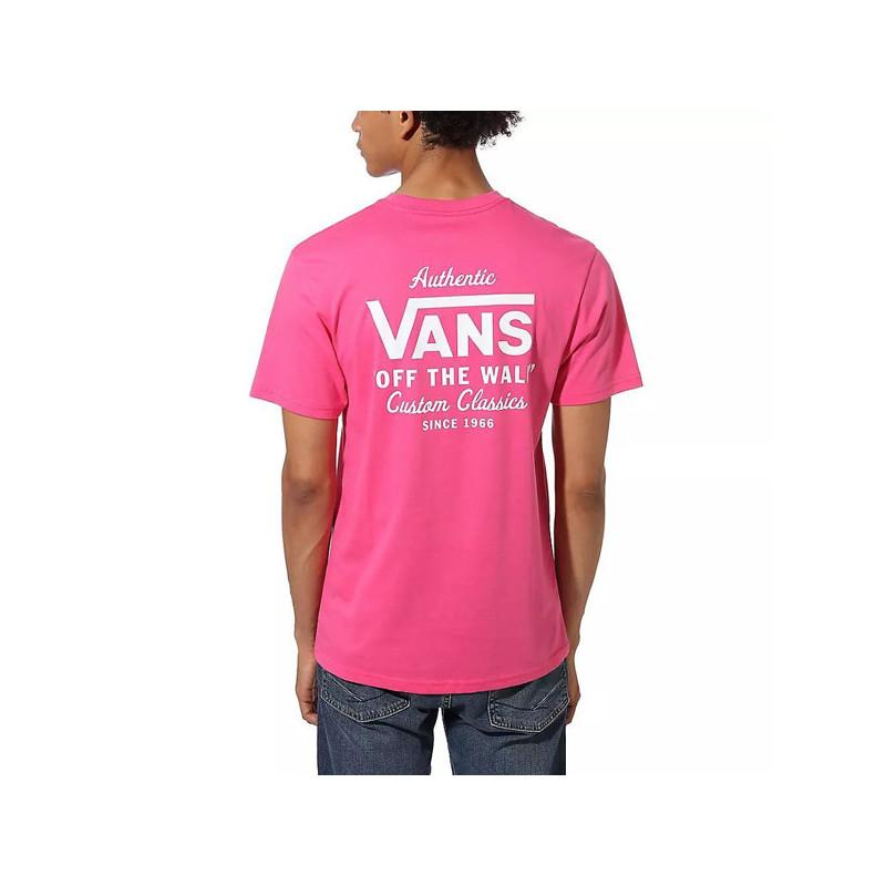 Camiseta Vans: MN HOLDER STREET II (FUCHSIA PURPLE)