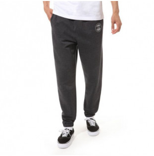 Pantalón Vans: MN OG CHECKER FLEECE PANT (BLACK HEATHER)