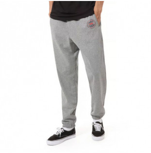 Pantalón Vans: MN OG CHECKER FLEECE PANT (CEMENT HEATHER) Vans - 1
