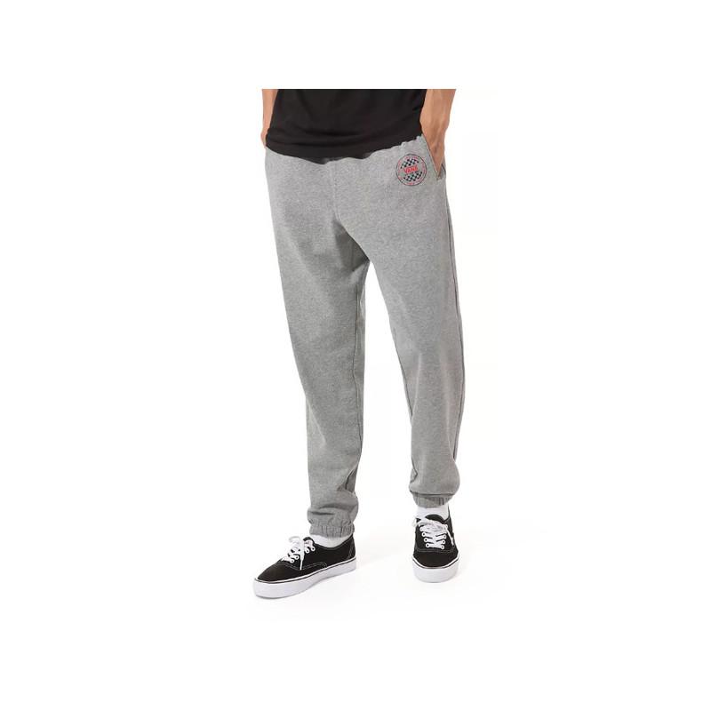 Pantalón Vans: MN OG CHECKER FLEECE PANT (CEMENT HEATHER)