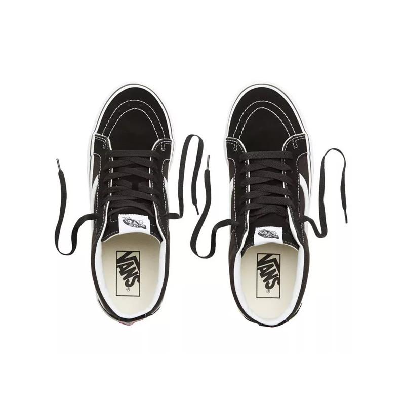 Zapatillas Vans: UA SK8 MID REISSUE (BLACK TRUE WHITE)