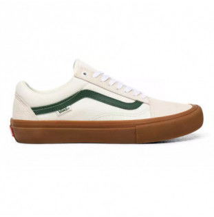 Zapatillas Vans: MN OLD SKOOL PRO (MARSHMALLOW ALPINE)