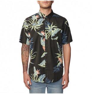 Camisa Globe: PARADISE FOUND SS SHIRT (BLACK) Globe - 1