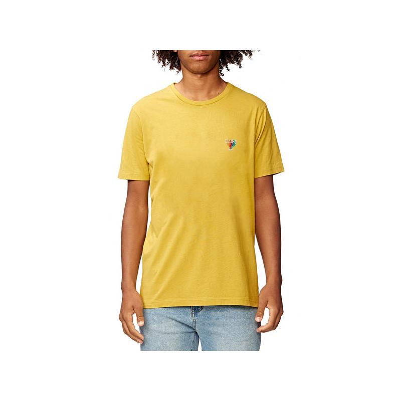 Camiseta Globe: COF TEE (DIRTY LIME)