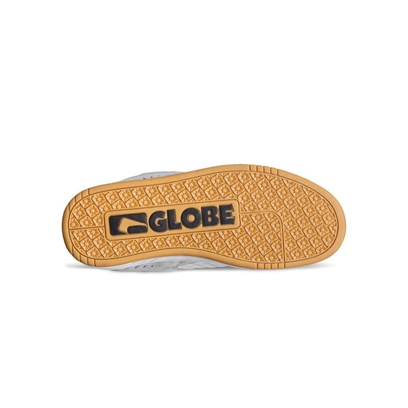 Zapatillas Globe: FUSION (LIGHT GREY WHITE DUSK)