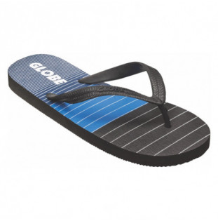 Chanclas Globe: AGGRO (BLACK BLUE GREY) Globe - 1