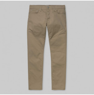 Pantalón Carhartt: KLONDIKE PANT (LEATHER RINSED)
