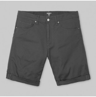 Bermuda Carhartt: SWELL SHORT (BLACKSMITH RINSED) Carhartt - 1