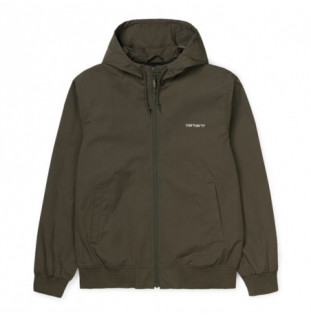 Chaqueta Carhartt: MARSH JACKET (CYPRESS WHITE)