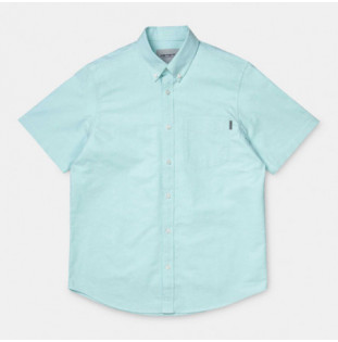 Camisa Carhartt: SS BUTTON DOWN POCKET SHIRT (WINDOW) Carhartt - 1