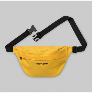 Riñonera Carhartt: PAYTON HIP BAG (SUNFLOWER BLACK)
