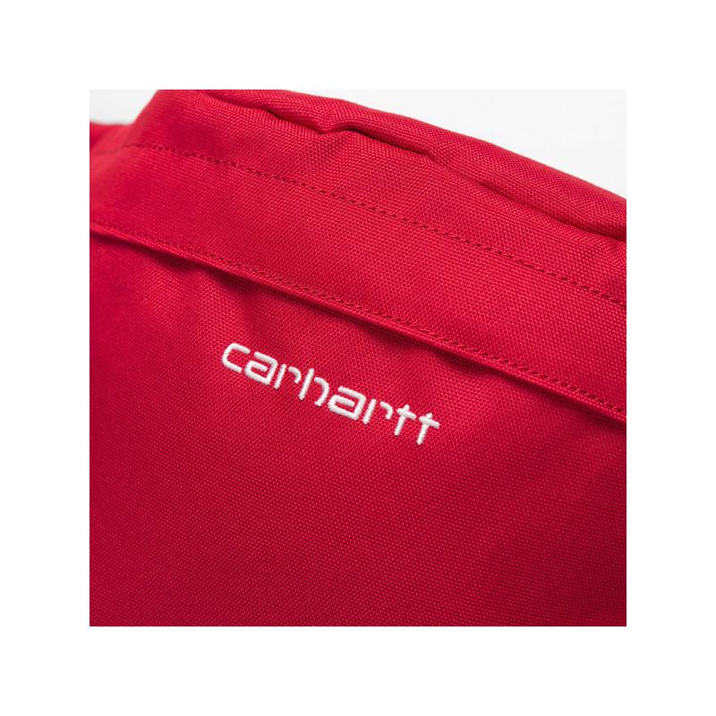 Riñonera Carhartt: PAYTON HIP BAG (ETNA RED WHITE)