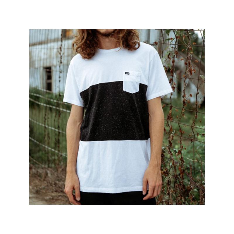 Camiseta Vazva: TS SPECK WHT (WHITE)