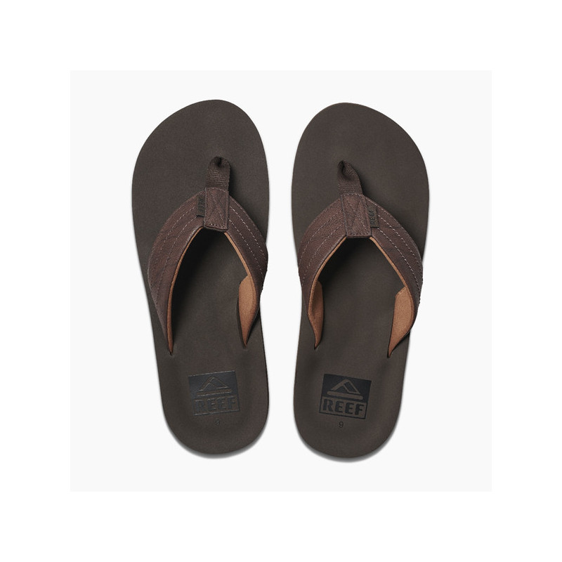 Chanclas Reef: M Twinpin Lux (Brown)