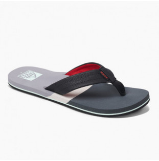 Chanclas Reef: M Tri-Waters (Grey Red) Reef - 1