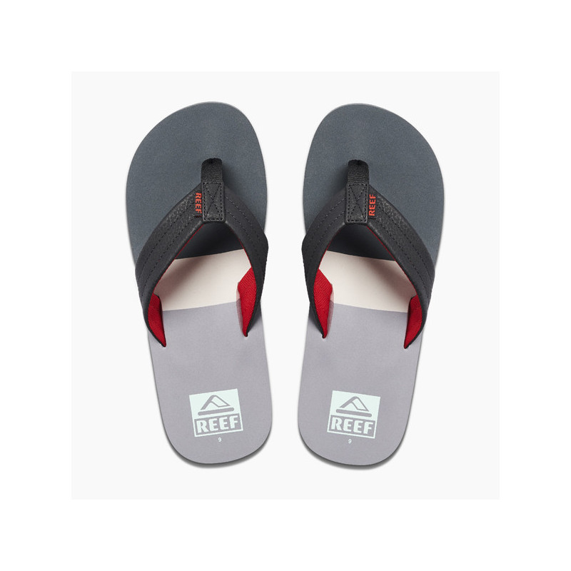 Chanclas Reef: M Tri-Waters (Grey Red)