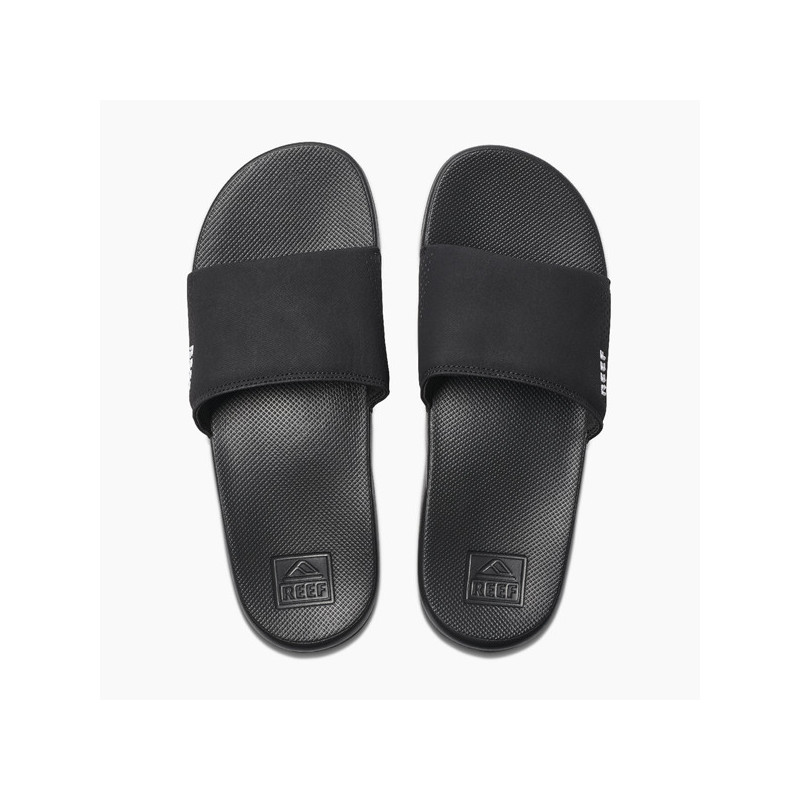 Chanclas Reef: M Reef One Slide (Black)
