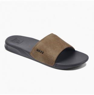 Chanclas Reef: M Reef One Slide (GREY TAN) Reef - 1