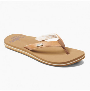 Chanclas Reef: W REEF CUSHION SANDS (Natural)