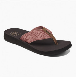 Chanclas Reef: W REEF SPRING WOVEN (Dusty Coral) Reef - 1