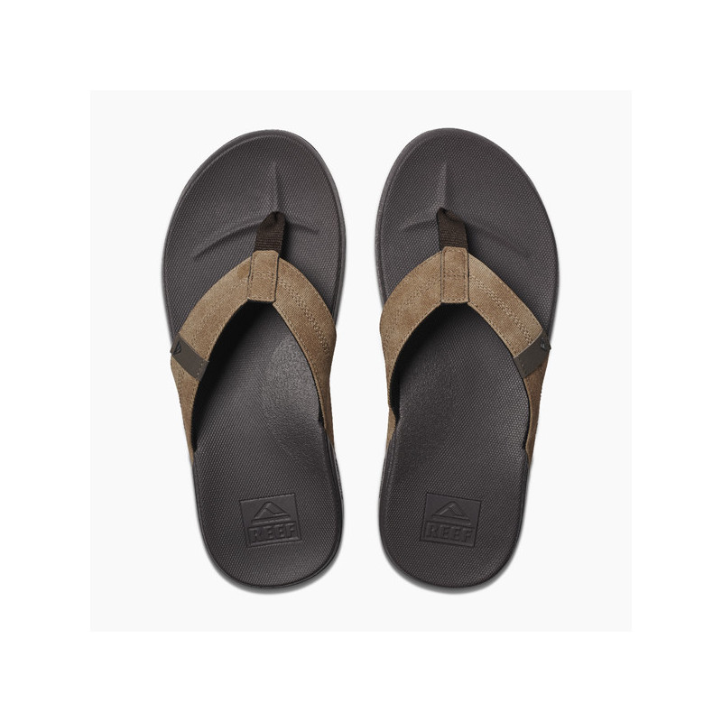 Chanclas Reef: M Cushion Bounce Phantom (BROWN TAN)