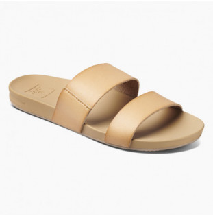 Chanclas Reef: W CUSHION BOUNCE VISTA (Natural) Reef - 1