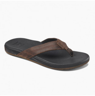 Chanclas Reef: M Cushion Bounce Phantom Le (black brown) Reef - 1