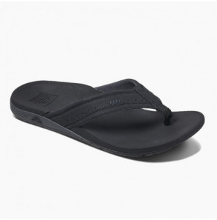 Chanclas Reef: M Reef Ortho-Spring (Black) Reef - 1