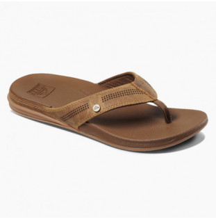 Chanclas Reef: M Cushion Bounce Lux (Toffee)